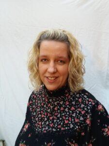 Photo of our Secretary Sandra